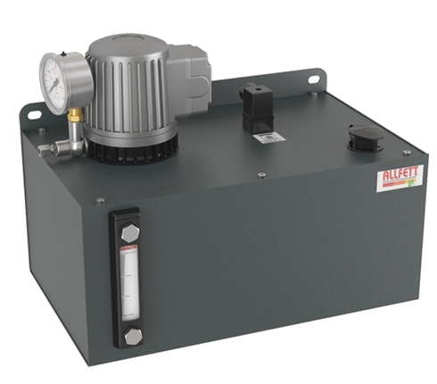 LUBMATIC Metal Reservoir (AC)